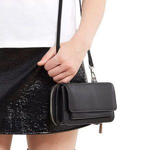 Fossil x Opening Ceremony Clutch Wallet Leather